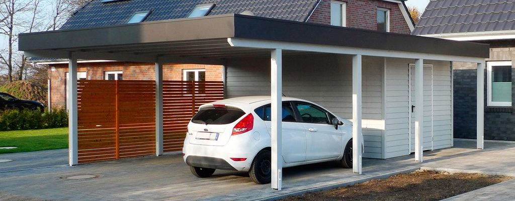 Carport kaufen in Bad Oldesloe bei Premium Carpots